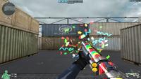 M37 FIREWORK SHOT