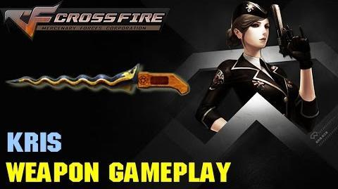 CrossFire VN - Kris
