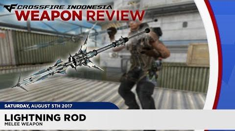 Lightning Rod CrossFire Weapon Review Ep