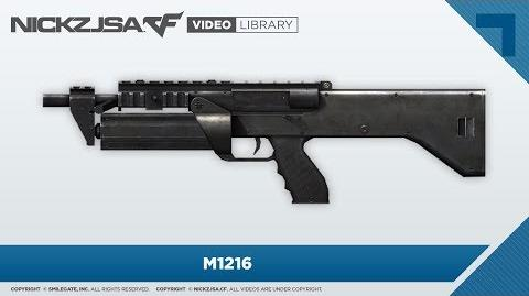 M1216 CrossFire 2