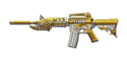 M4A1 BornBeast NobleGold