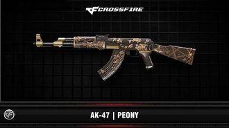 CF AK-47 Peony