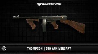 CF Thompson 5th Anniversary