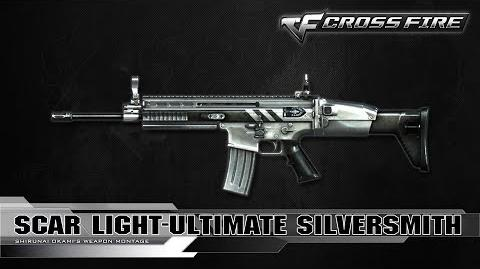 CrossFire Vietnam Scar Light-Ultimate SilverSmith ☆