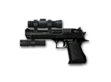 Desert Eagle-Scope