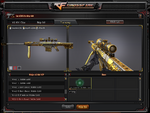 M82A1 BB NOBLE GOLD GREEN VFX PREVIEW