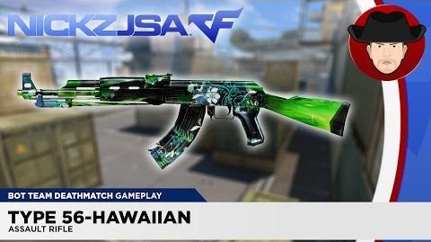 Type 56-Hawaiian CROSSFIRE China 2