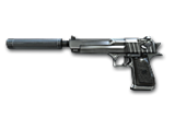 Desert Eagle-Silencer