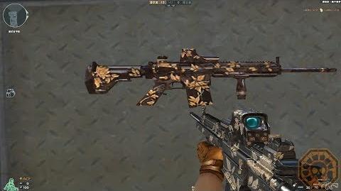 【CF】 Cross Fire China HK417-Elite Peony (HK417-牡丹) Beta!