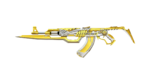 AK-47-RED KNIFE BEAST NOBLE GOLD (1)