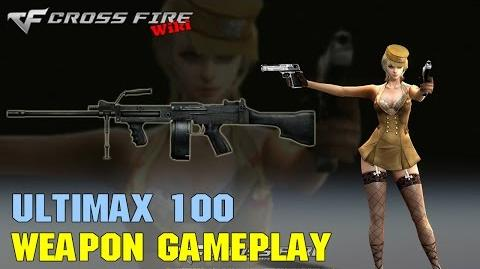 CrossFire - Ultimax 100 - Weapon Gameplay