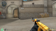 AK47 Yellow Crystal TC