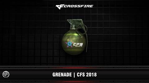 CF Grenade CFS 2018