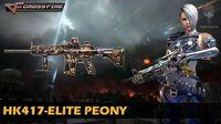 CrossFire Vietnam HK417-Elite Peony