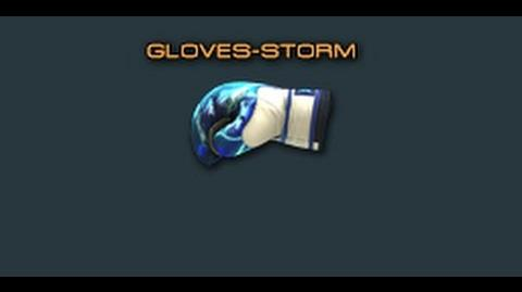 Cross Fire China Boxing Gloves-Storm (Meele) Review !