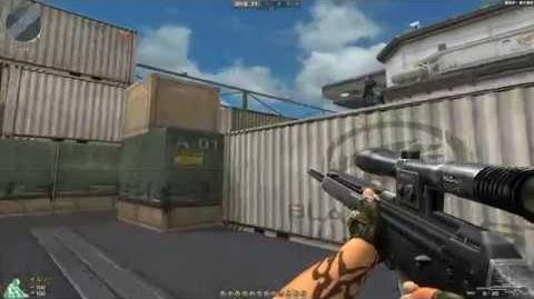 Cross Fire China PSG-1 Old Version 2008 !