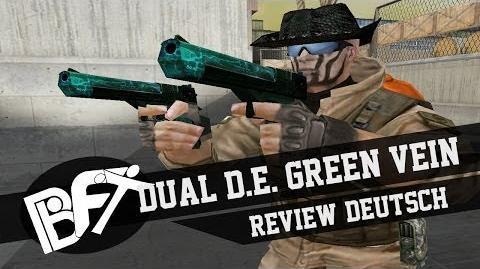 Crossfire Dual Desert Eagle Green Vein Infection Review *Deutsch* HD