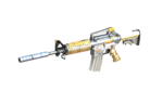 M4A1-S Royal Guard (4)