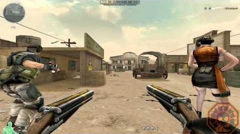 Cross Fire China -- Western (Elimination) -GamePlay-!