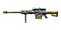 Barrett M82A1 Flying Dragon Ultimate Goldsmith