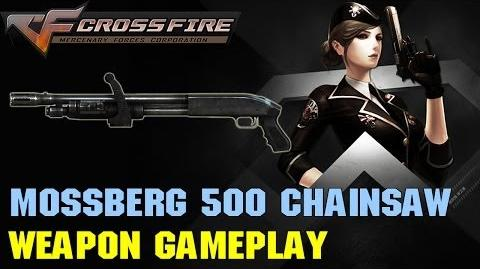 CrossFire VN - Mossberg 500 Chainsaw