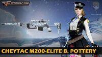 CrossFire Vietnam CheyTac M200-Elite Blue Pottery