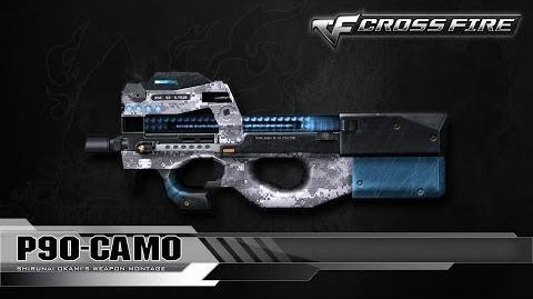 CrossFire Vietnam P90-Camo ☆