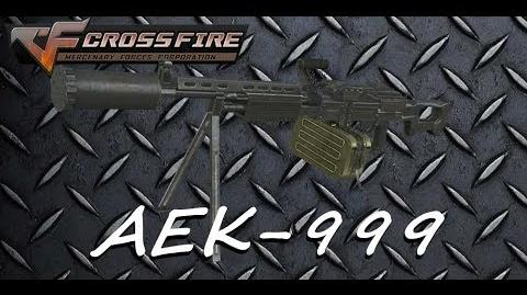 A Key to Ghost Mode- AEK-999