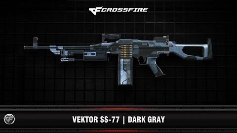 CF Vektor SS-77 Dark Gray