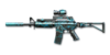 M4A1 Custom AquaAurora