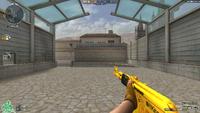 AK47 GOLD LENOVO