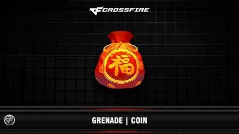 CF Grenade Coin