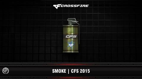 CF Smoke CFS 2015