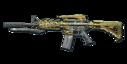 M4A1 S Predator NobleGold