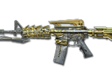 M4A1-S Predator Noble Gold