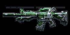 M4A1-S Guan Yu Spirit Green