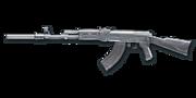 AK47 Silencer PerfectSilver