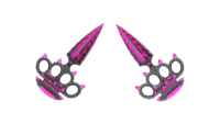 BLADEKNUCKLE-NEONPINK RENDER 01