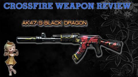 CrossFire Vietnam - AK47-S-Black Dragon -Review-!