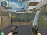 KITCHEN KNIFE HUD NO MARK