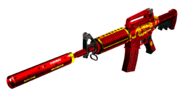M4A1 S RED DRAGON RD2