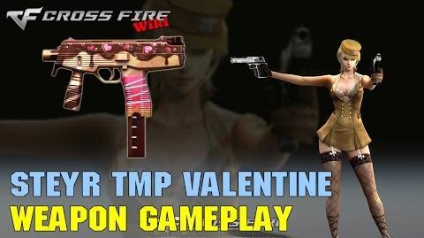CrossFire - Steyr TMP Valentine - Weapon Gameplay