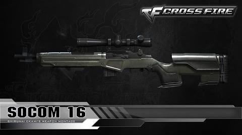 CrossFire Vietnam SOCOM 16 ☆-0