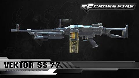 CrossFire Vietnam Vektor SS-77 ☆