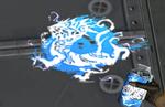 FlashBang-White Tiger LOGO