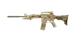 M4A1-S TRANSFORMER GOLDISH (1)
