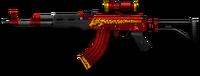 Ak47 scope red dragon 2