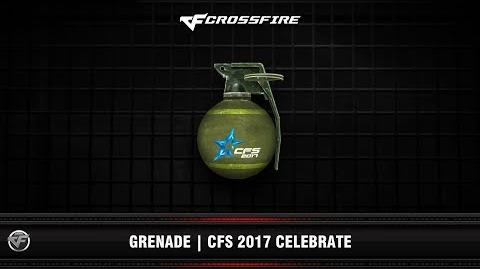 CF Grenade CFS 2017 Celebrate