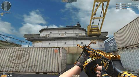 Cross Fire Brazil -- Ultimax 100-Leopard (Leopardo) !