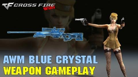 CrossFire - AWM Blue Crystal - Weapon Gameplay